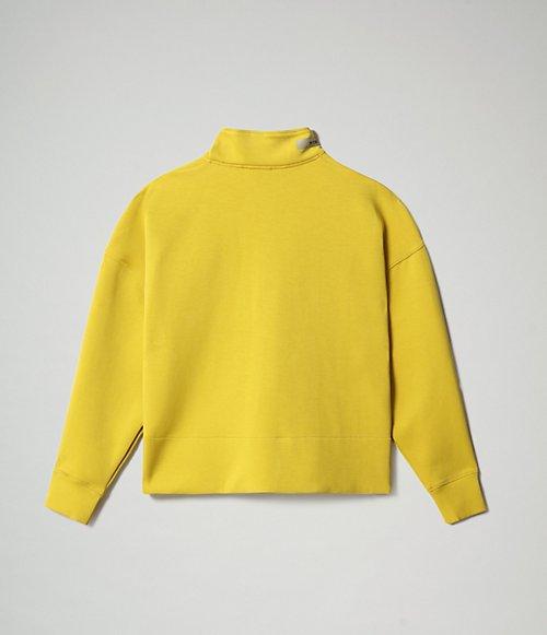 Reißverschluss-Sweatshirt Oahu-