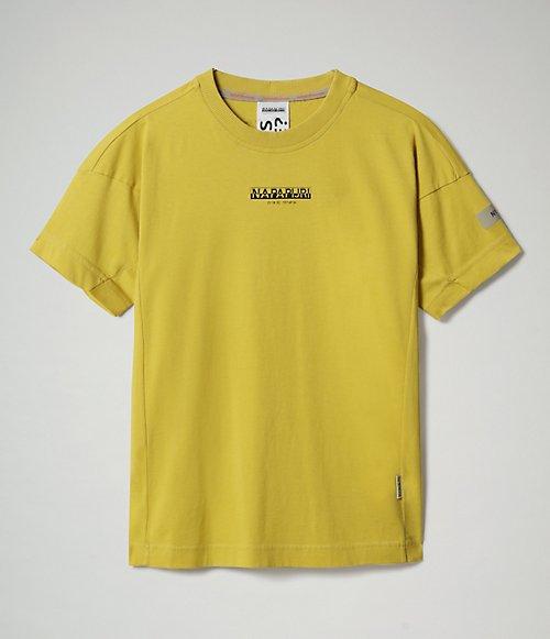 T-shirt a manica corta Oahu-