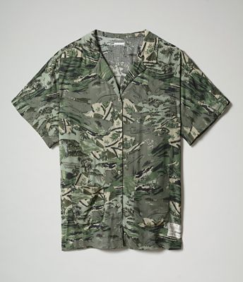 Short Sleeve Shirt Maui | Napapijri