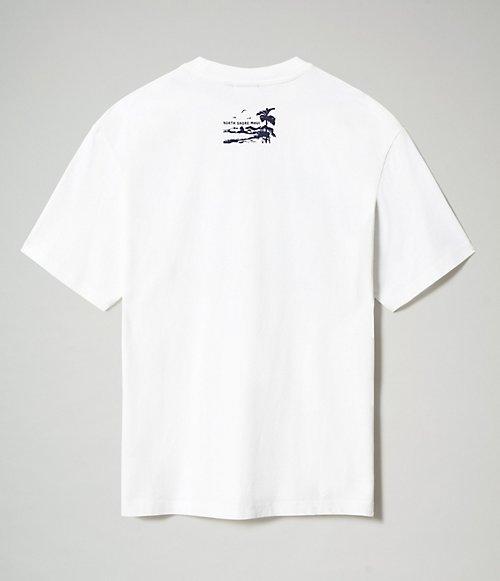 Kurzarm-T-Shirt Sirre-