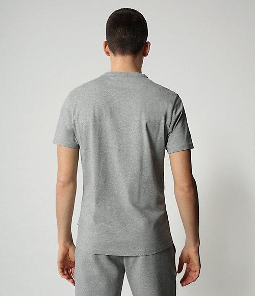 T-shirt a manica corta Surf Flag-