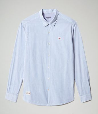 Long Sleeve Shirt Ging | Napapijri