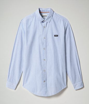 Long Sleeve Shirt Goler | Napapijri