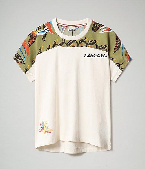 Kurzarm-T-Shirt Selor-
