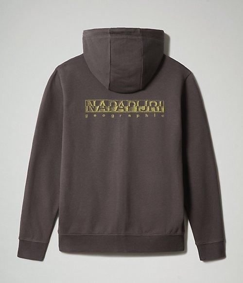 Reißverschluss-Sweatshirt Ballar-