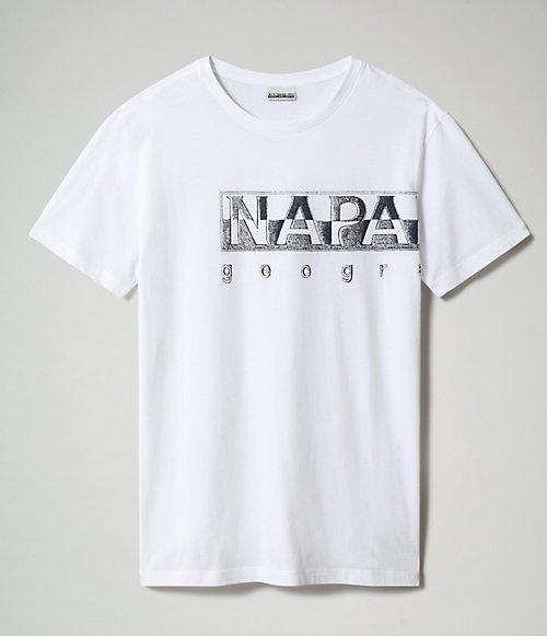 T-shirt a manica corta Sallar Logo-