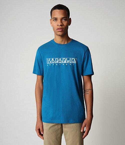 T-shirt a manica corta Sallar-