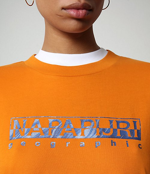 T-shirt a manica corta Silea-