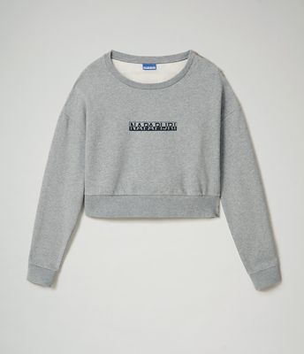 Sweatshirt Box Cropped | Napapijri
