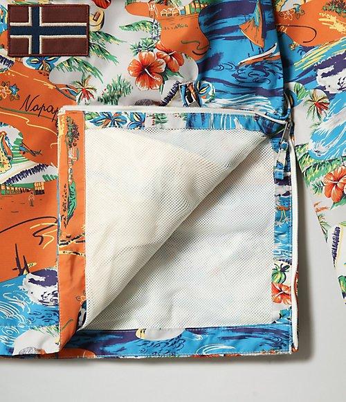 Jacke Rainforest Summer Print-