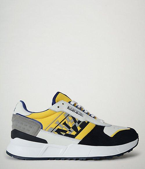 Sneaker Sparrow Pelle-