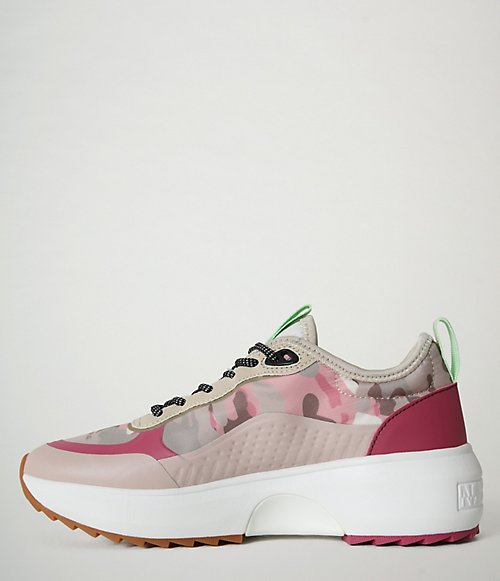 Sneaker Christabel Camou-