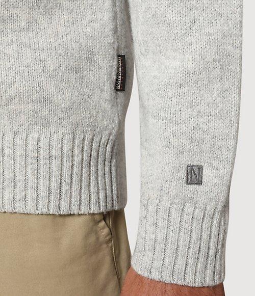 Maglione con zip Dain-