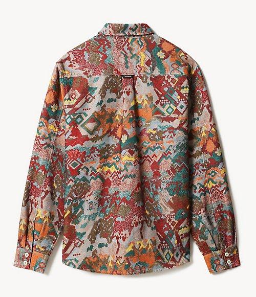 Camicia a manica lunga Aurina-