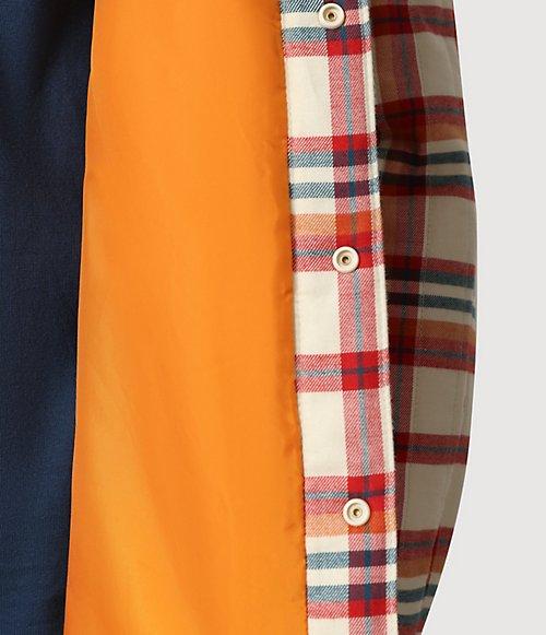 Camicia a manica lunga Zaha-