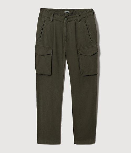 Pantaloni cargo Hadid-