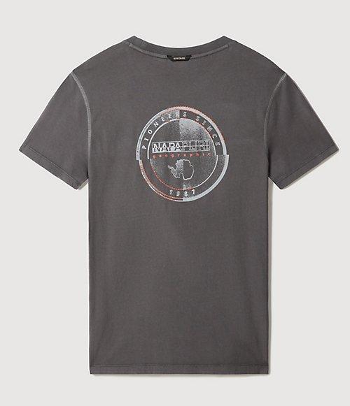 T-shirt a manica corta Sebilba-