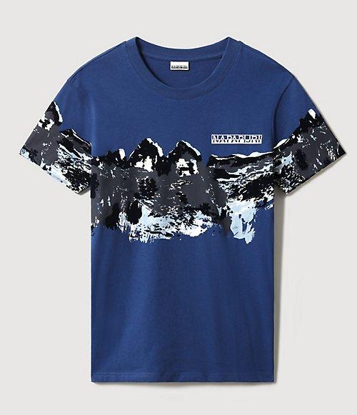 T-shirt a manica corta Sarey-