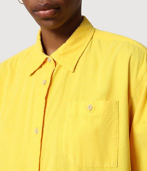 Camicia a manica lunga Garin-