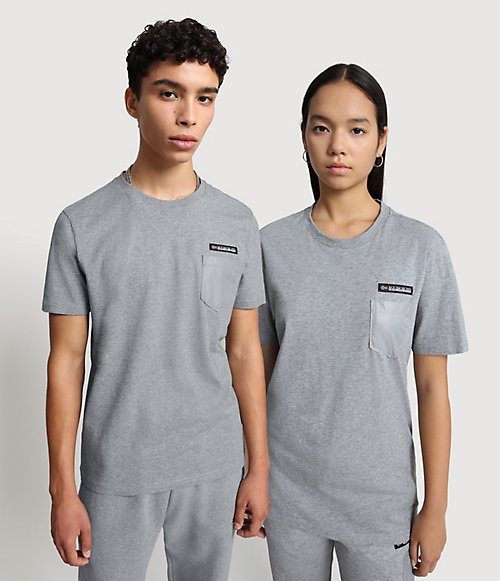 T-shirt a manica corta Samix-