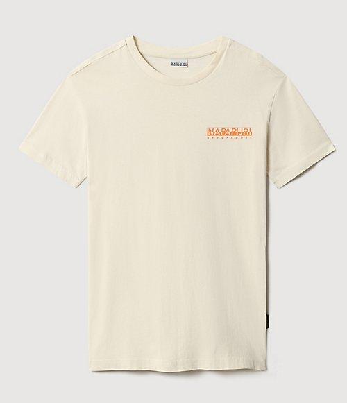 T-shirt a manica corta Saretine-