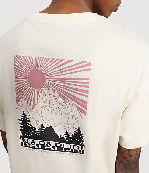 T-shirt a manica corta Latemar-