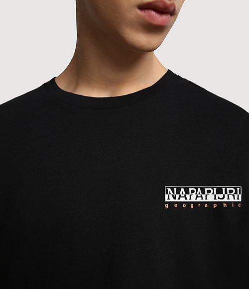 T-shirt a manica lunga Roen-