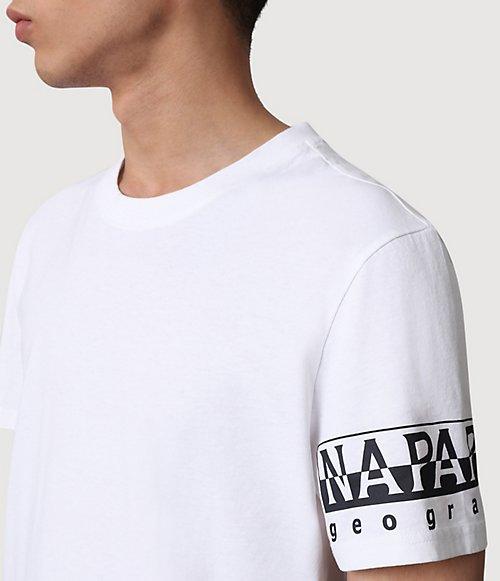 T-shirt a manica corta Sadas-