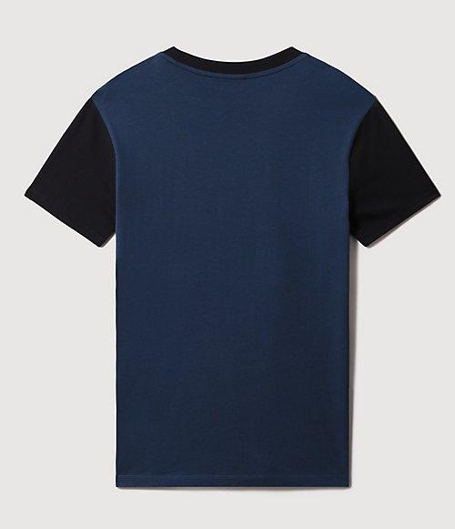 T-shirt a manica corta Sogy-