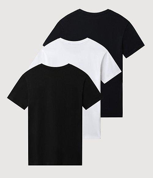T-shirt a manica corta Salisthree-