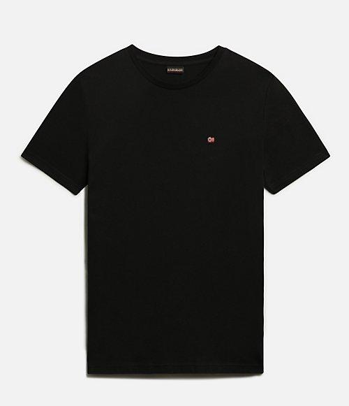 T-shirt a manica corta Salis-