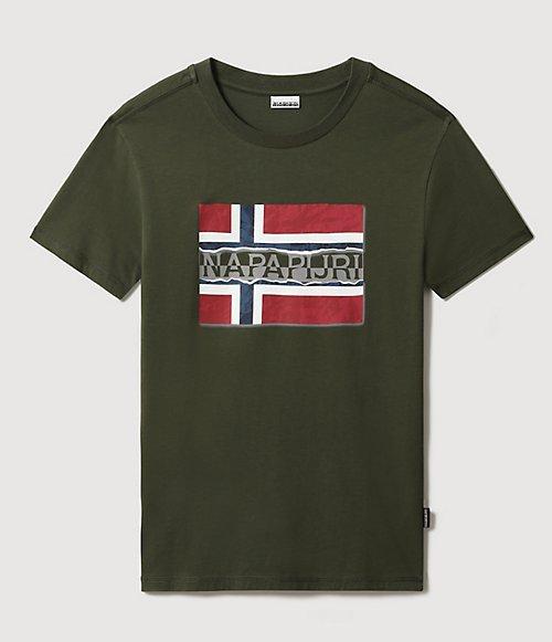 T-shirt a manica corta Sench-