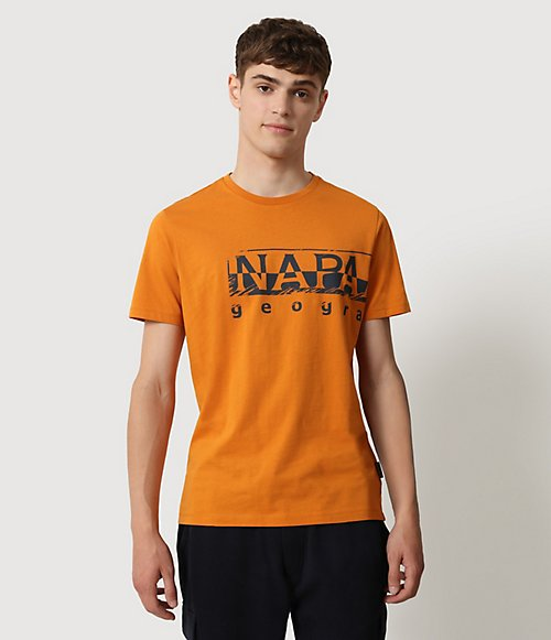 T-shirt a manica corta Silei-