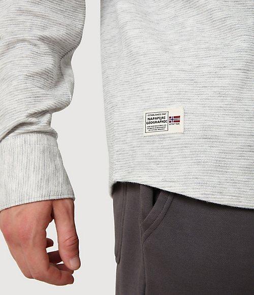 Camicia a manica lunga Gij-