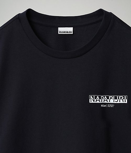 T-shirt a manica corta Orefici 11-