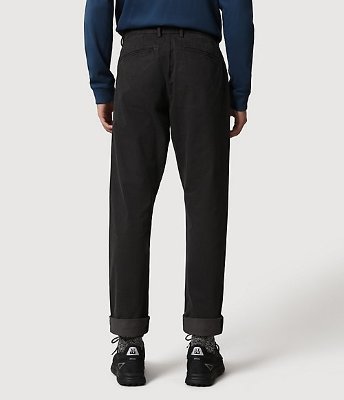 Pantaloni chino Maomud-