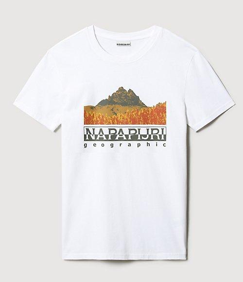 T-shirt a manica corta Sett-