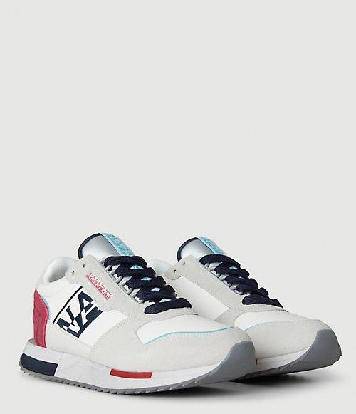 Sneaker Vicky Pelle Scamosciata-