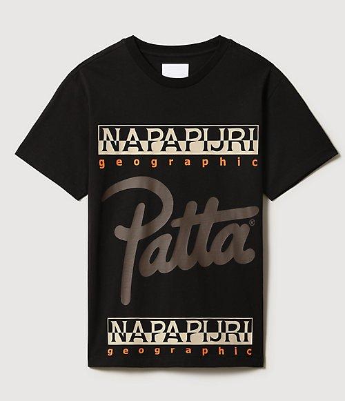 T-shirt a manica corta Napa x Patta-