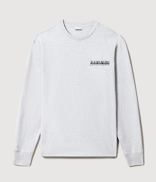 T-shirt a manica lunga Saretine-