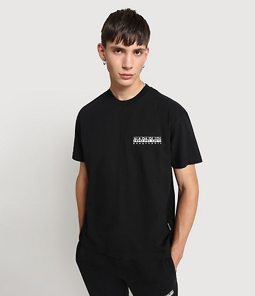 T-shirt a manica corta Yoik-