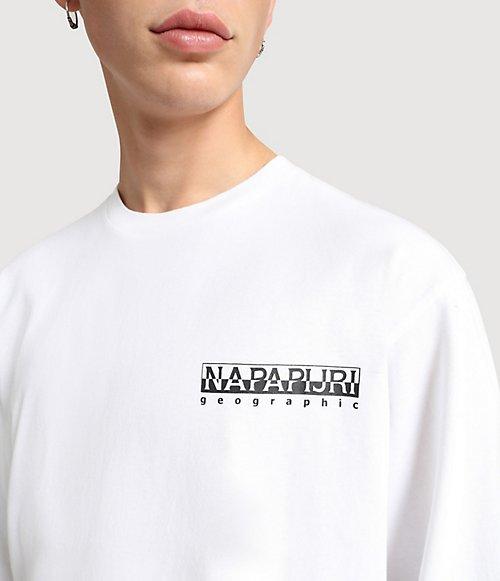 T-shirt a manica lunga Yoils-