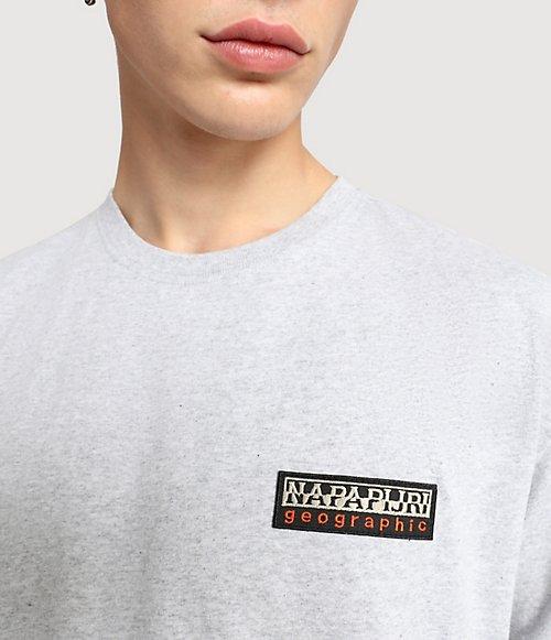 T-shirt a manica corta Patcha-