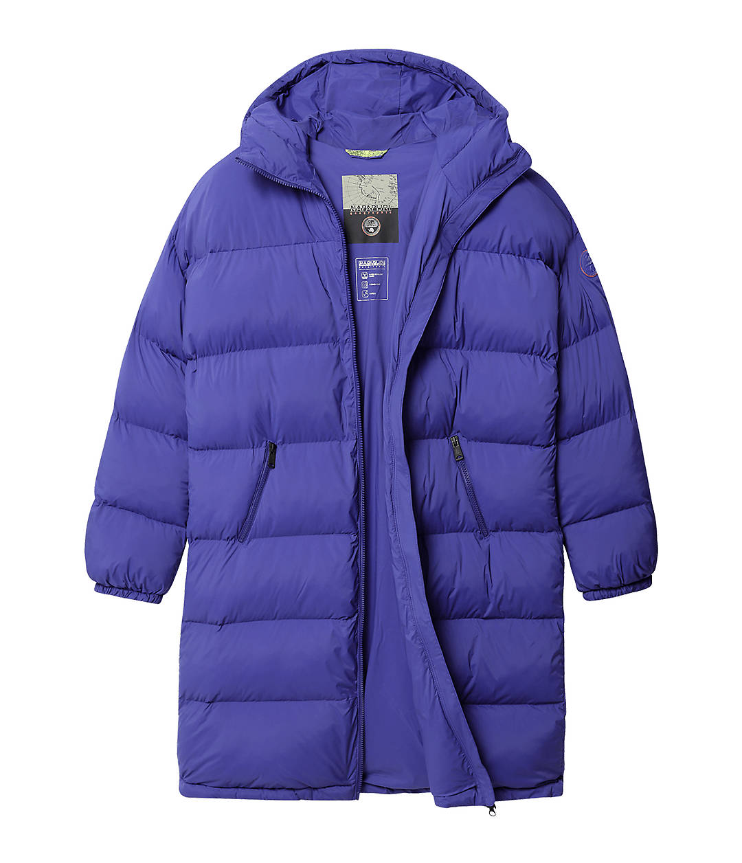Superlight Puffer Long Jacket Art