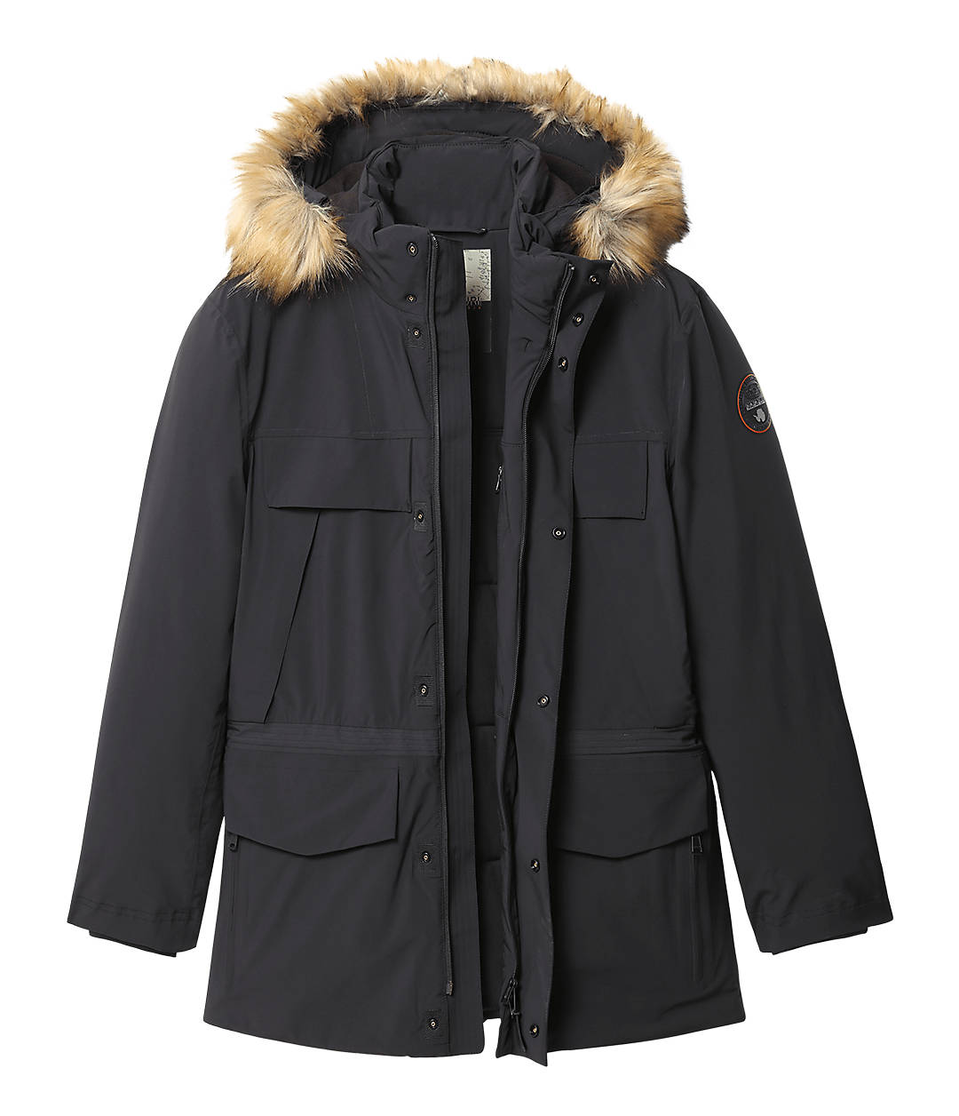 Superlight Skidoo Parka