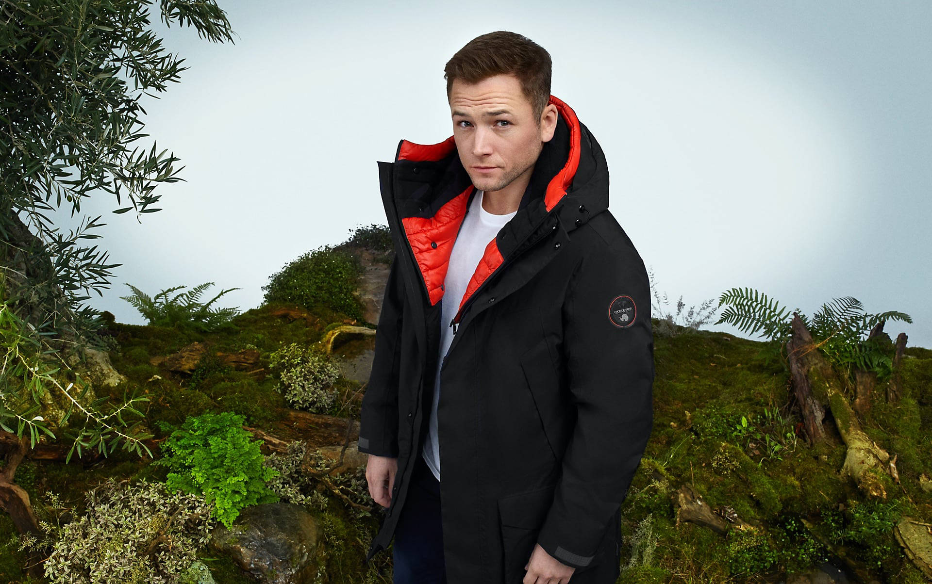 Taron Egerton x Choose Future