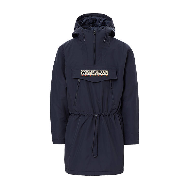 Rainforest Jacket Dark Blue Napapijri - 02