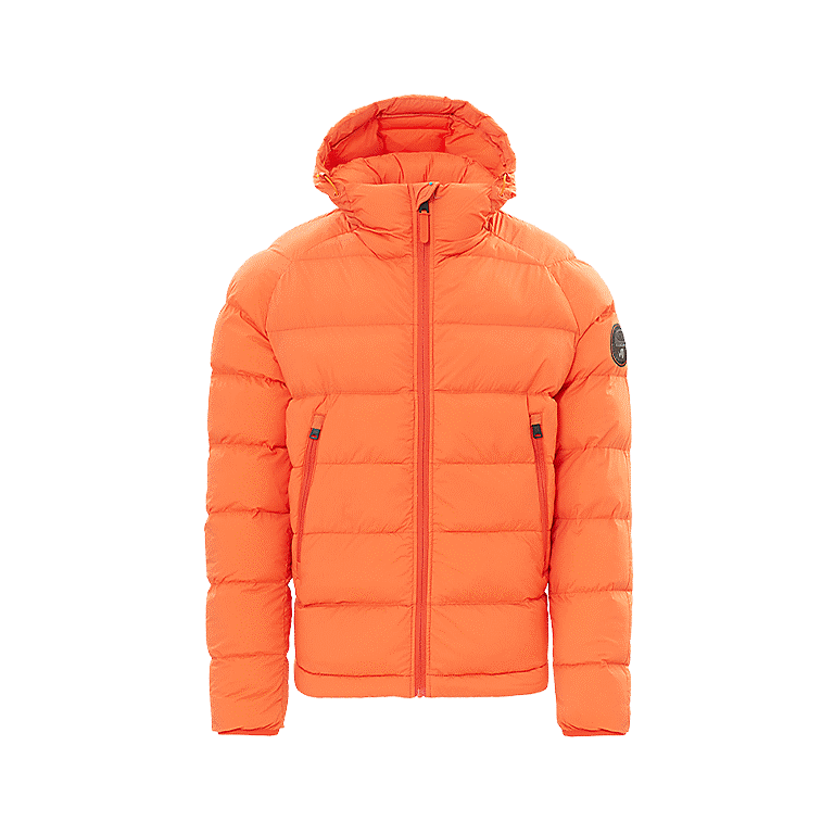 e4f6b638d0a66 Puffer jacket Art Orange Napapijri - 03